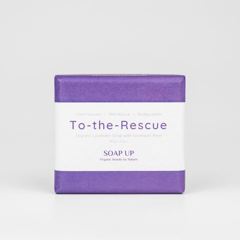 To-the-Rescue Bar Soap