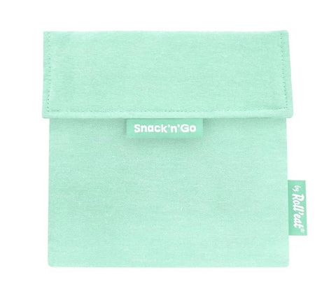 Snack'n'Go Reusable Snack Bag - Mint