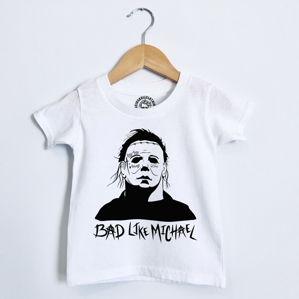 Bad like Michael Malone // MADE TO ORDER // kids tee