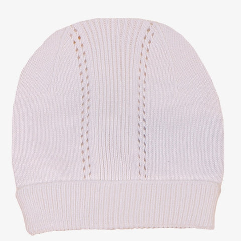 Fine Knit  Organic Cotton Knit  Hat