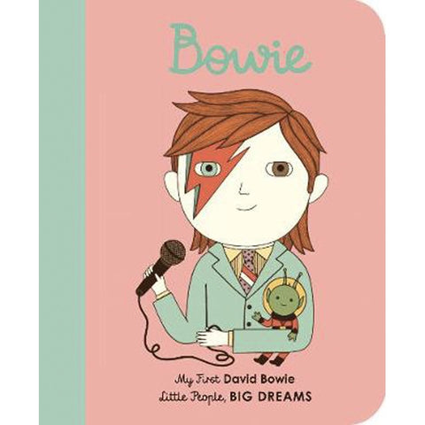 My First David Bowie Board Book