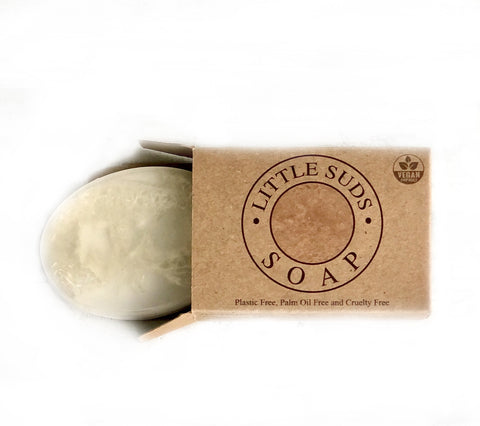 Little Loofah Organic Boxed Soap