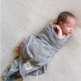 Ruffle Edge Swaddle