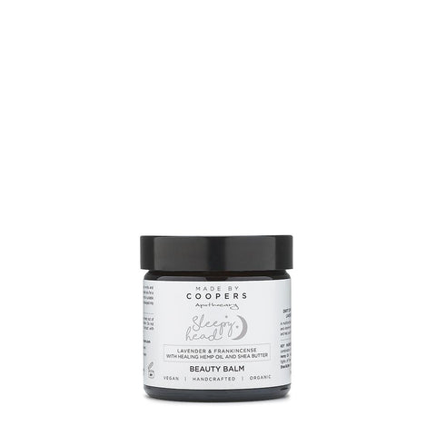 Organic Sleepy Head Balm