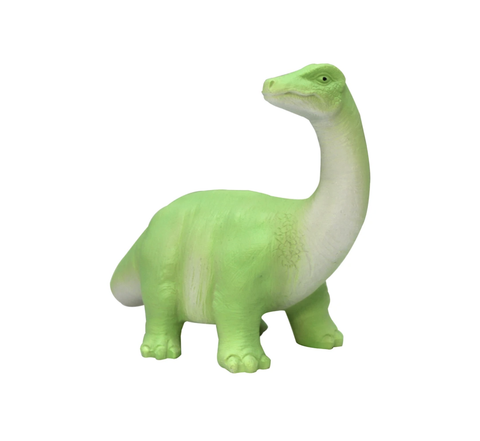 LED Green Diplodocus Night Light