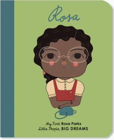 My First Rosa Parks Board Book