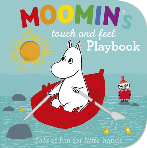 MOOMIN'S Touch and Feel Book