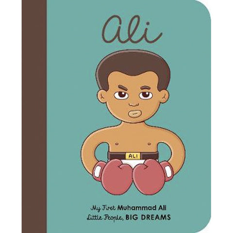 My First Muhammed Ali Board Book