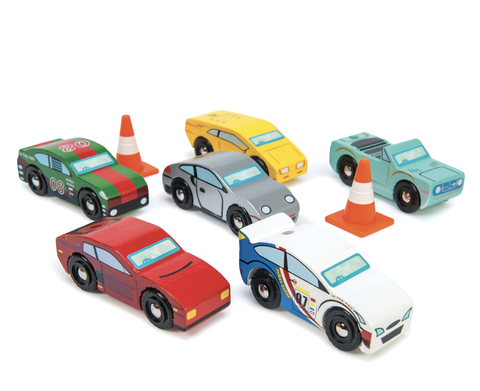 Monte Carlo Car Set