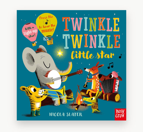 Twinkke Twinkle Little Star