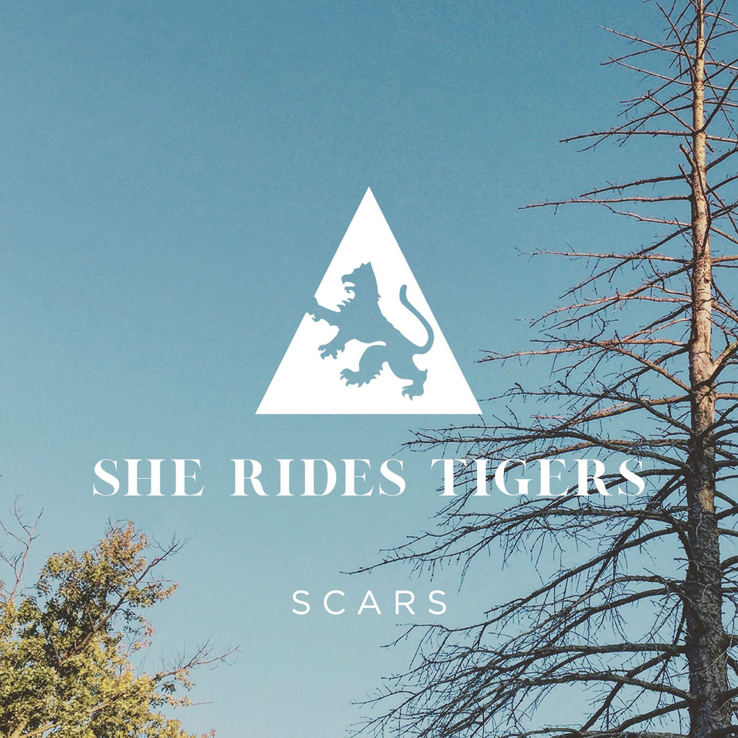 She Rides Tigers - Scars
