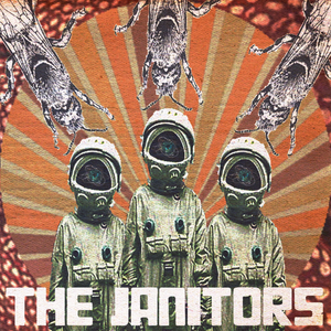 The Janitors - DRONE HEAD (PRE-ORDER)