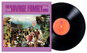 The Savage Family Band - The Savage Family Band (SOLD OUT)