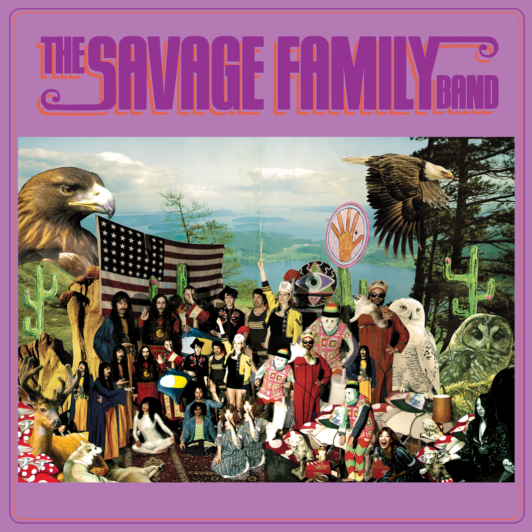 The Savage Family Band - The Savage Family Band