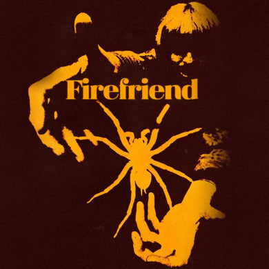 Firefriend - Yellow Spider (REPRESS) (PRE-ORDER)