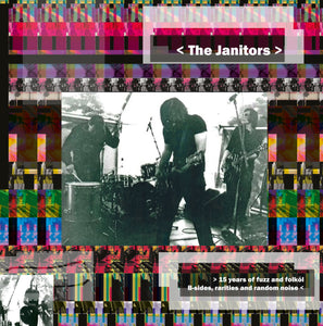 The Janitors - 15 years of fuzz and folköl
