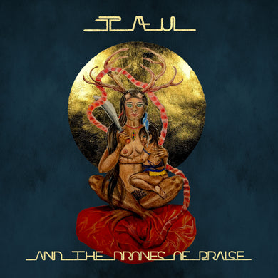 TAU - TAU & The Drones Of Praise (Damaged Jacket)