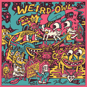 Weird Owl - Wet Telepathy