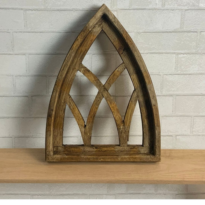 Hand Carved Decorative Windows