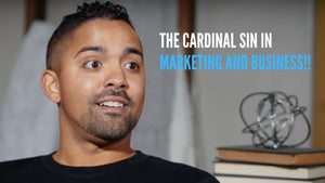 The cardinal sin in marketing and business is to assume that everyone does business just like you by Greg Marshall a Marketing Strategy Agency