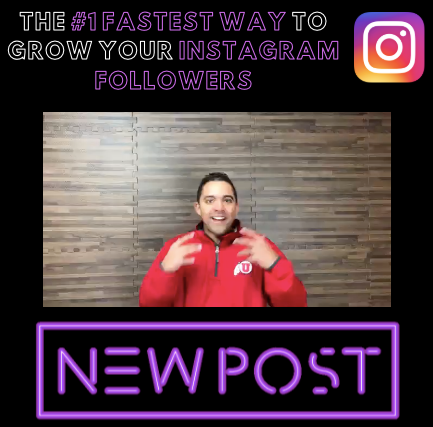 The number 1 Fastest Way to Grow Your Instagram Followers