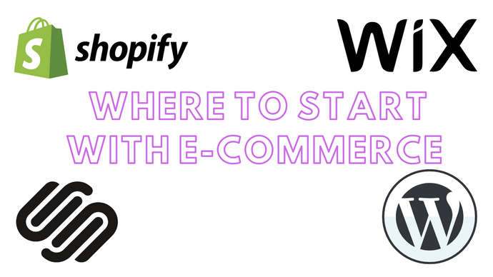 What to Do When You First Start Doing E-Commerce