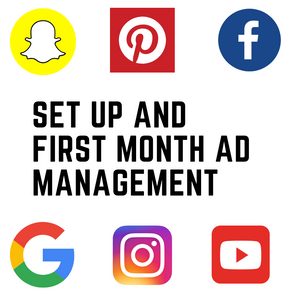 Set Up and First Month Ad Management