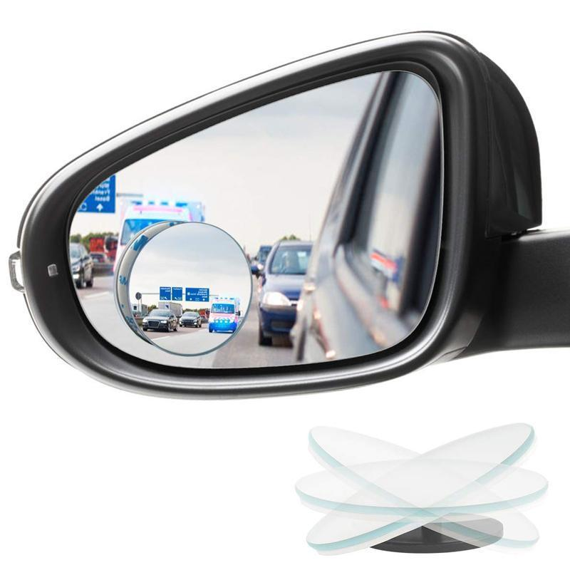 360° Rotatable Car Blind Spot Mirror