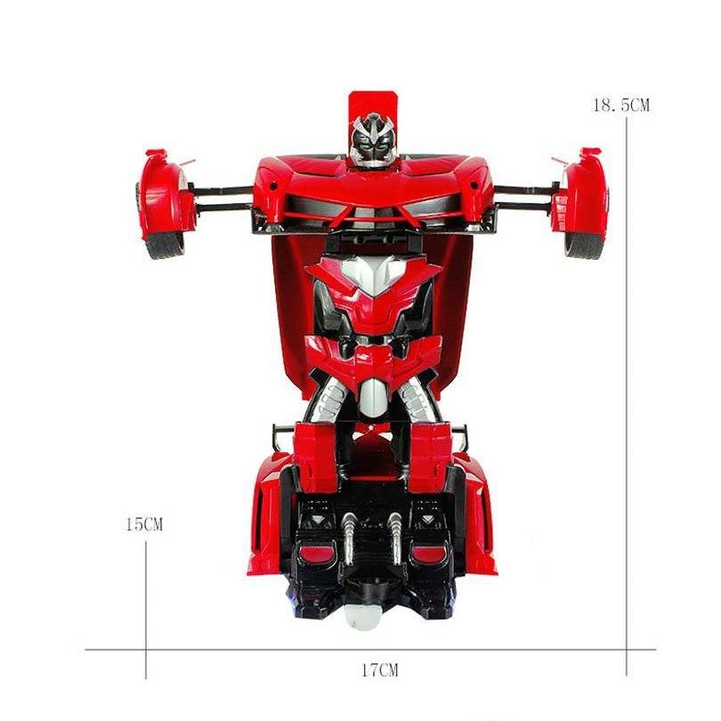 Transforming Robot RC Car