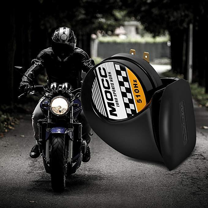 Loud Monster Motorcycle Snail Horn