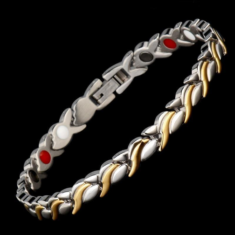 Women's Therapeutic Magnetic Bracelet