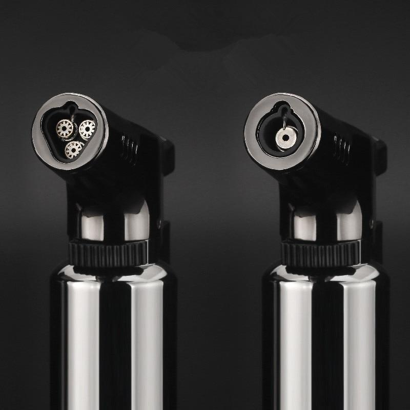 Windproof Triple Turbo Light Torch