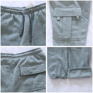 Warm Winter Fleece Sweat Pants