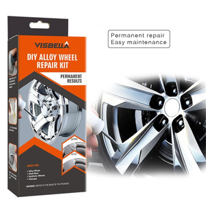 DIY Alloy Wheel Rim Repair Kit