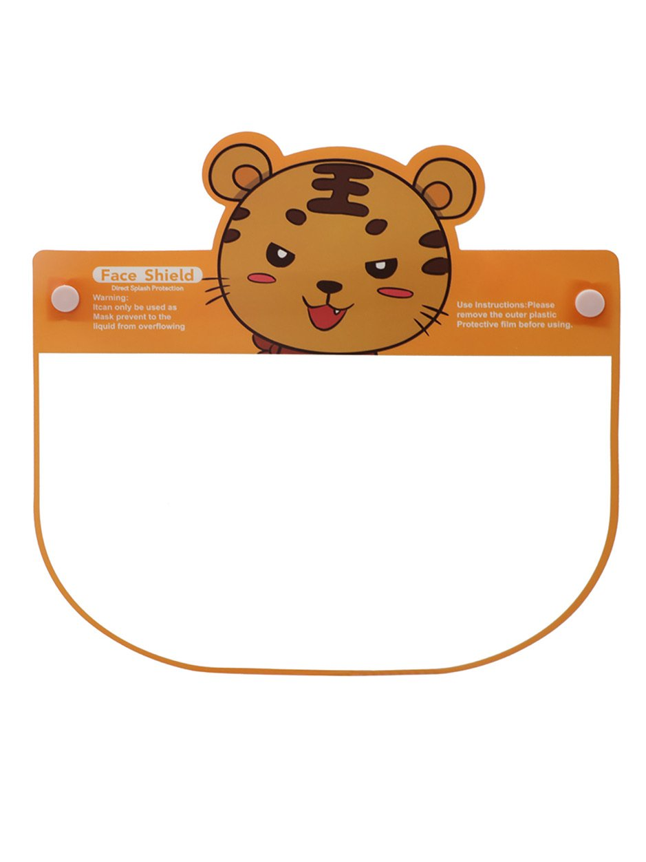 Adjustable Kids Character & Animal Face Shields