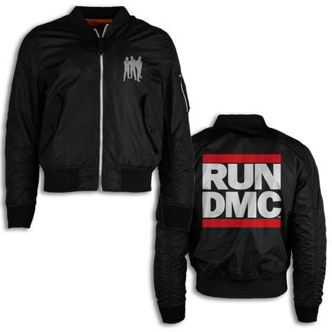 Run DMC Bomber Jacket