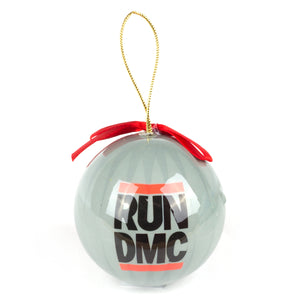 Run DMC Holiday Ornament
