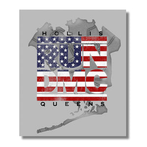 Custom Art Print - Flag Hollis