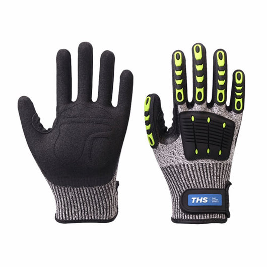 THS | The Hand Shield - Gants ultra-résistants S - Le Bricolo