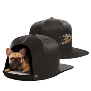 Anaheim Ducks Nap Cap Dog Bed