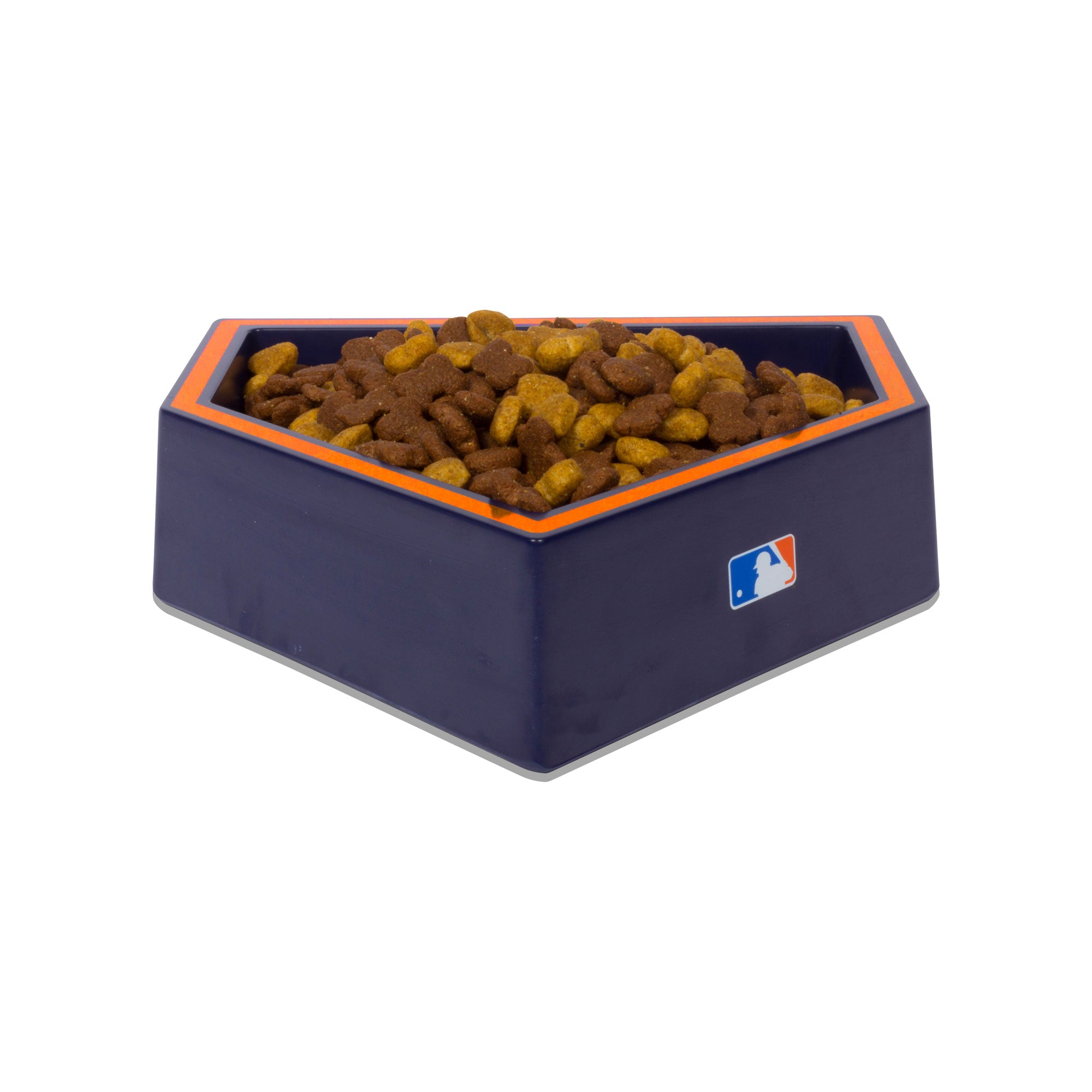 Houston Astros Home Plate Dog Bowl