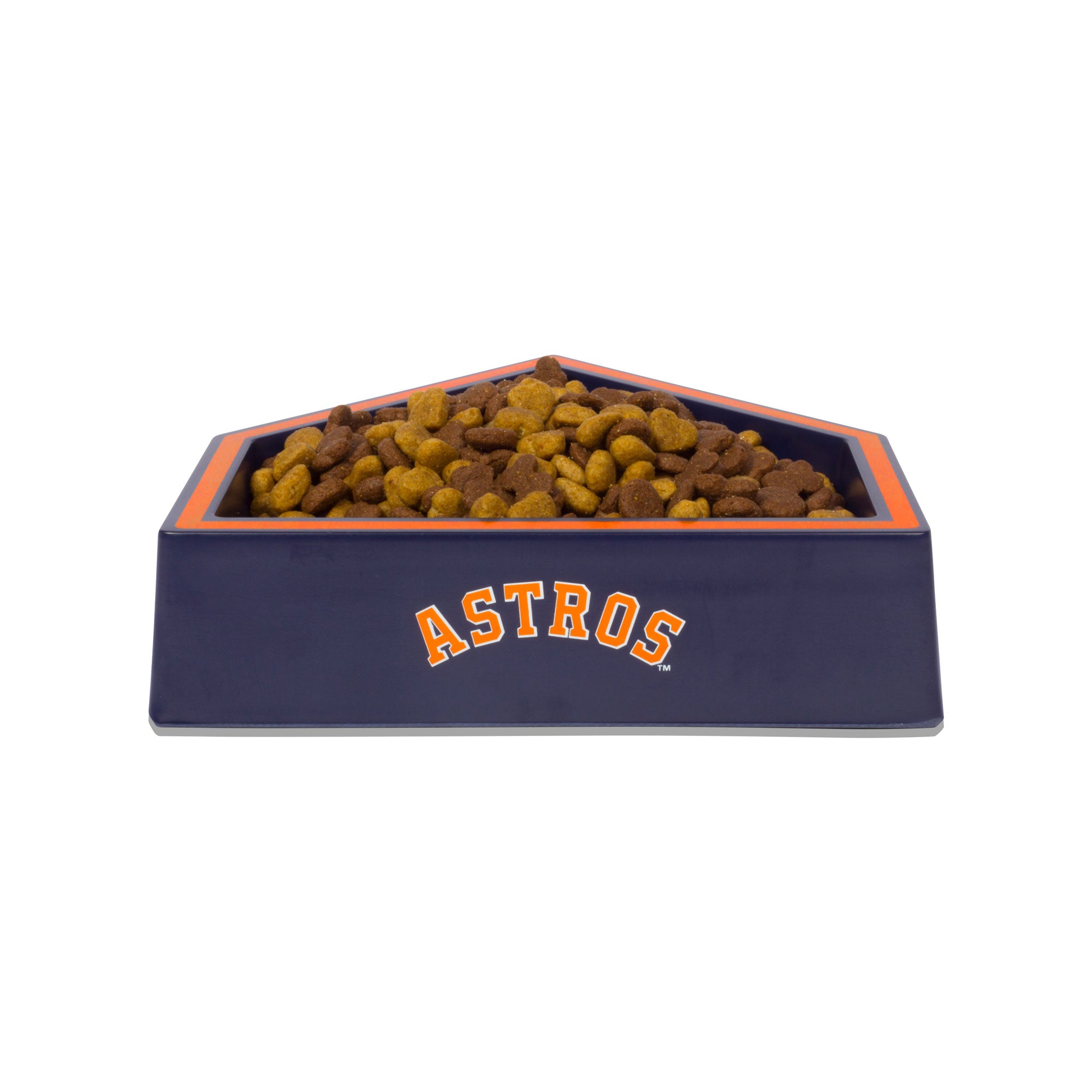 Houston Astros Home Plate Bowl