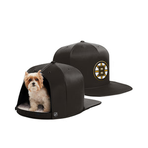 Boston Bruins Nap Cap Premium Dog Bed