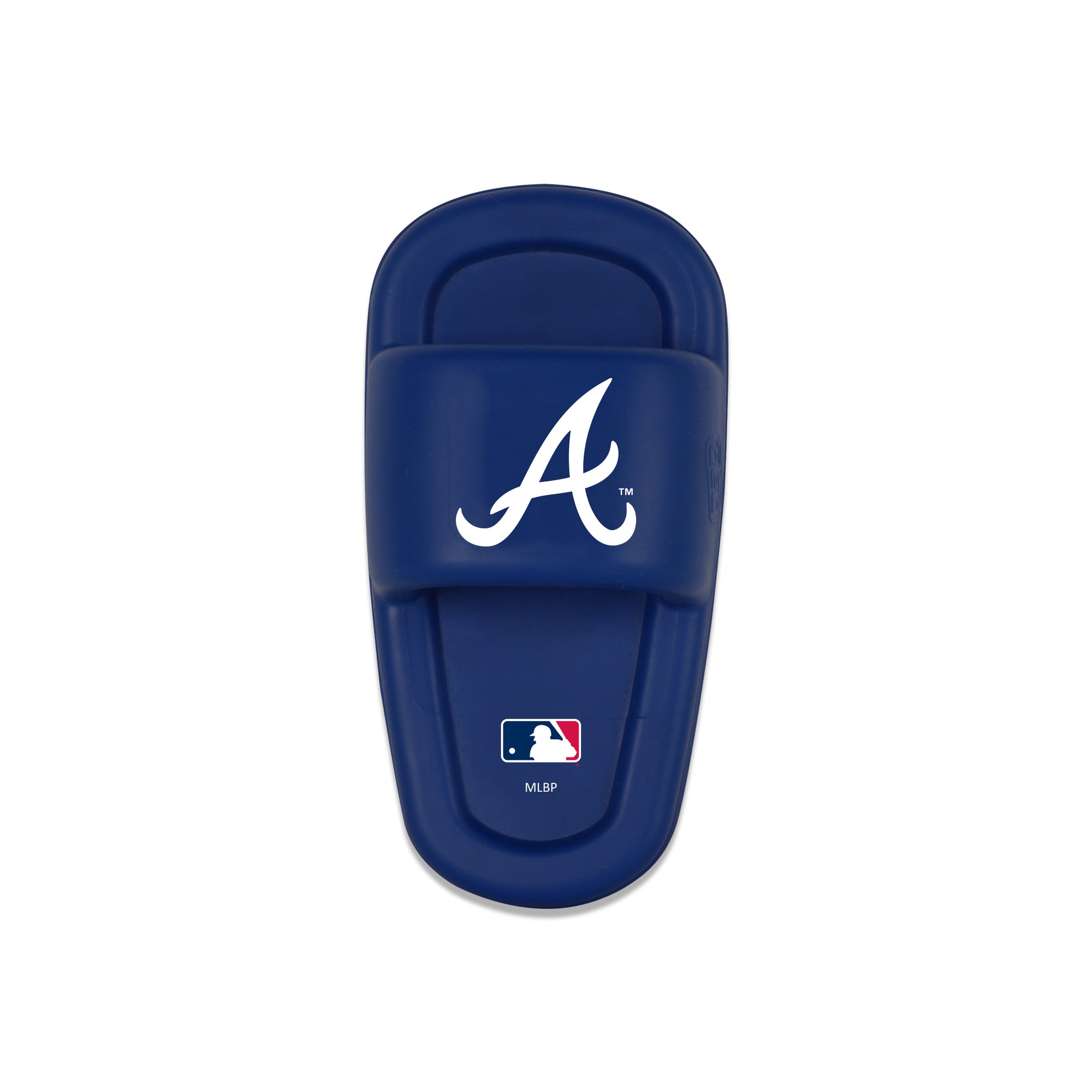 Atlanta Braves Mutt Slide Dog Chew Toy