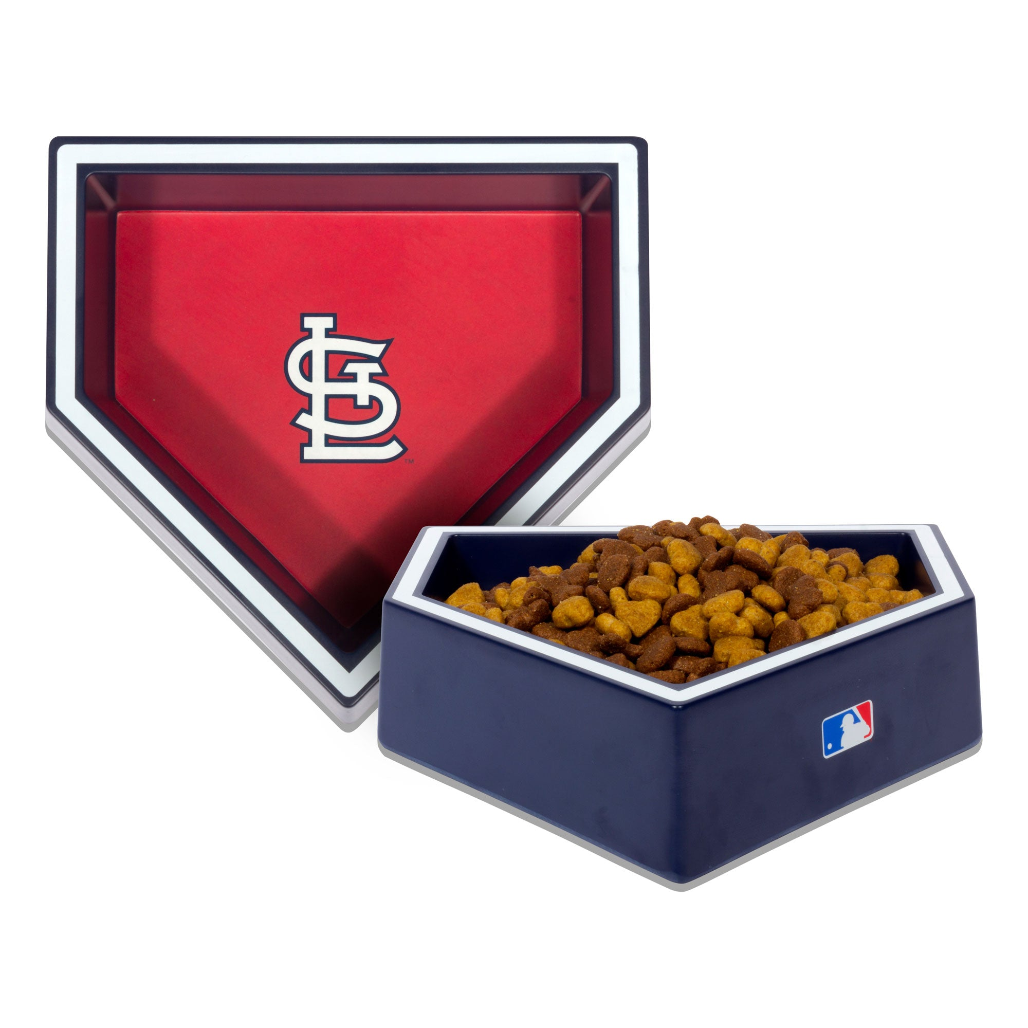 St. Louis Cardinals Home Plate Bowl