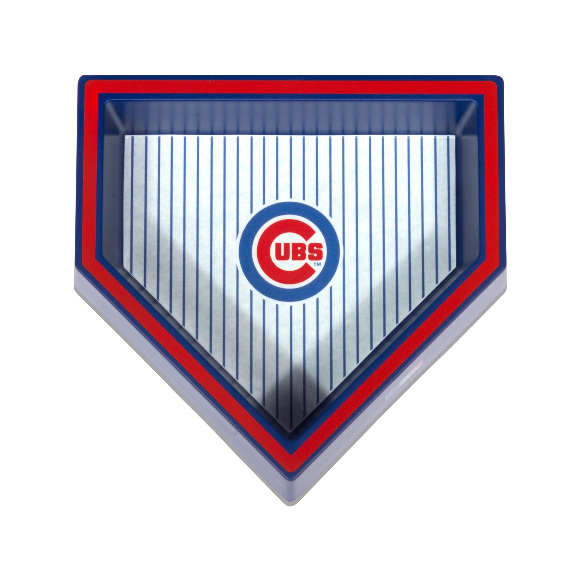 Chicago Cubs Home Plate Bowl