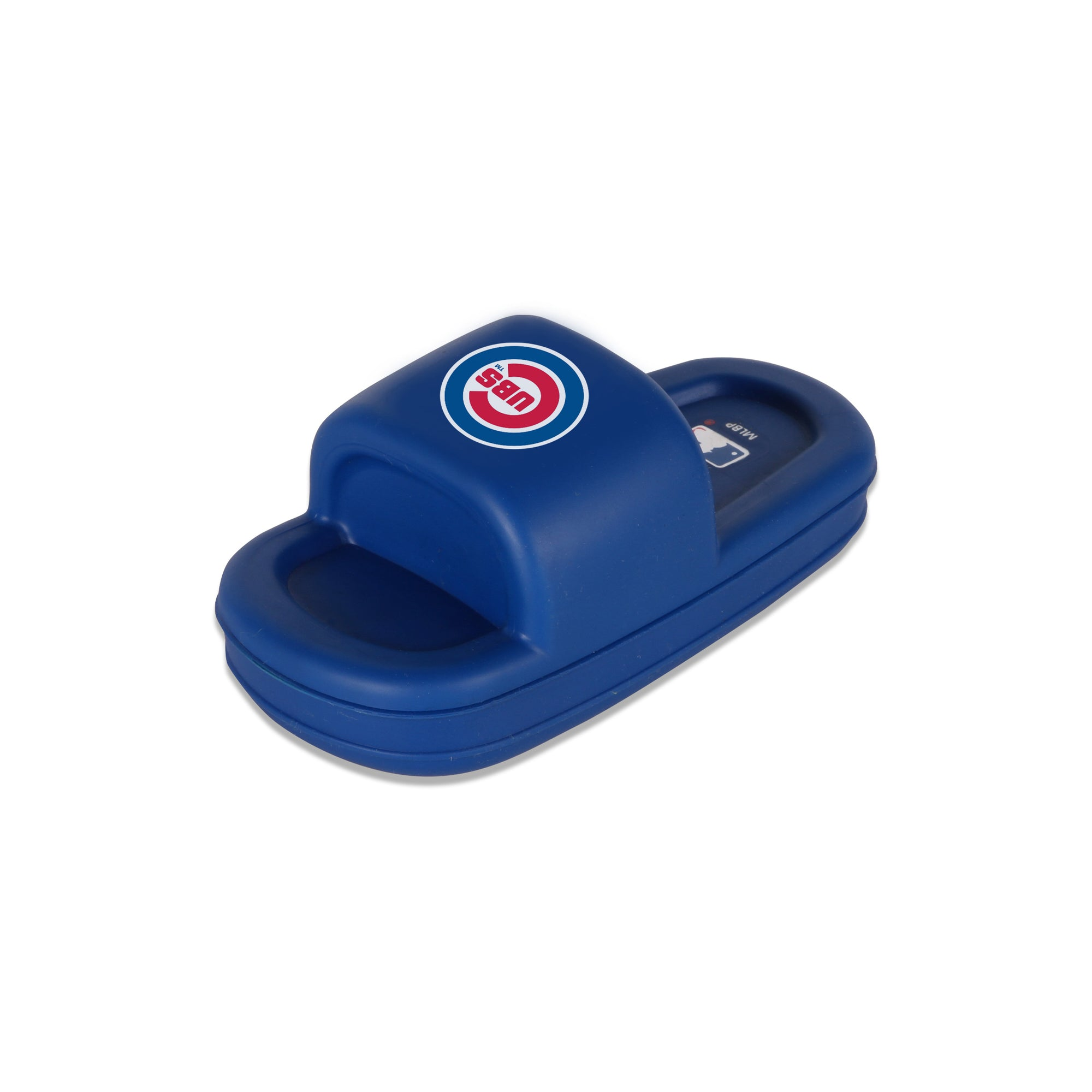 Nap Cap Chicago Cubs Mutt Slide Dog Chew Toy
