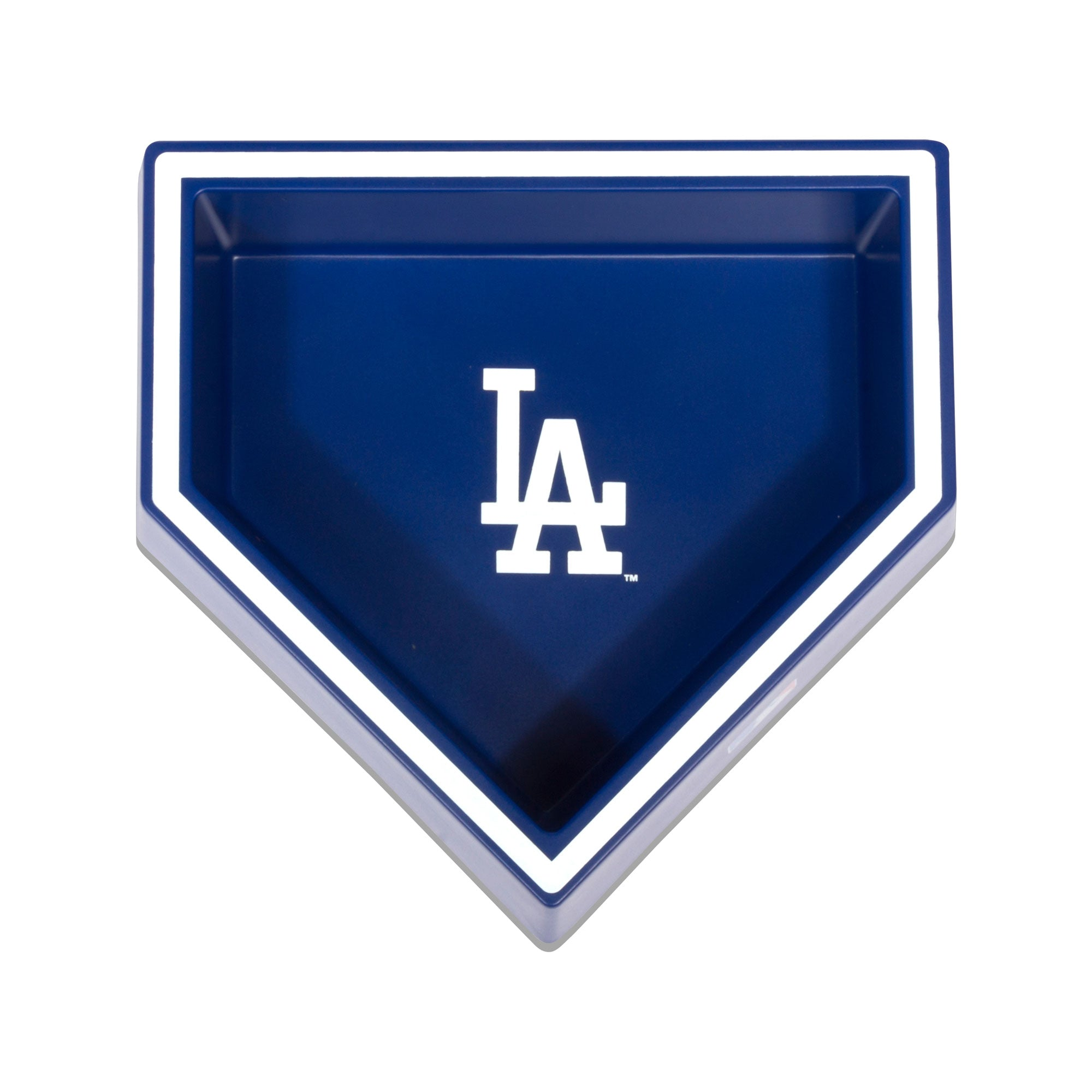 Los Angeles Dodgers Home Plate Bowl