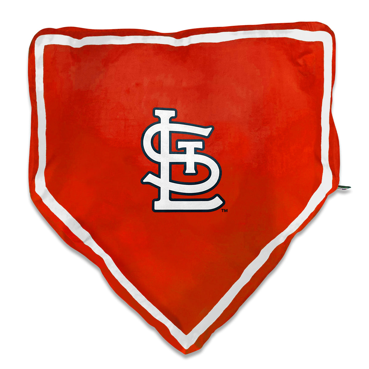 St. Louis Cardinals Home Plate Bed by Nap Cap