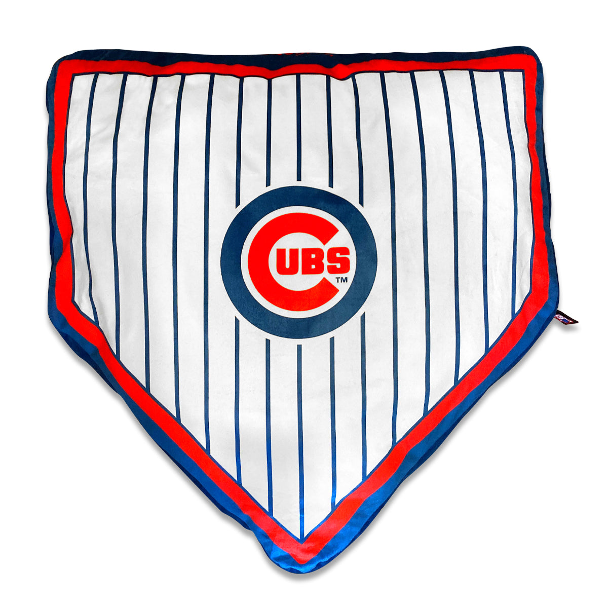 Chicago Cubs Home Plate Bed by Nap Cap